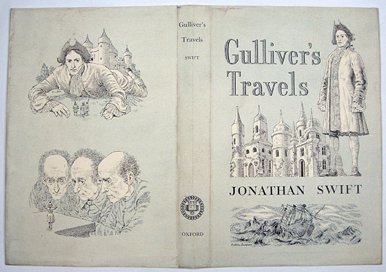 term paper on gullivers travels jonathan swifts