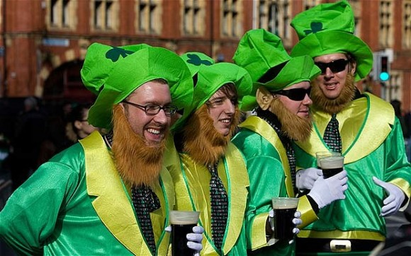 leprechauns st patricks day
